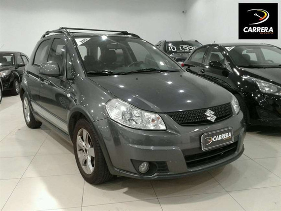Sx4 2.0 4x4 16v Gasolina 4p Manual