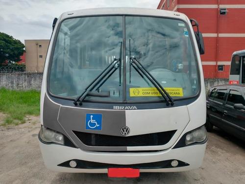 Micro Ônibus Urbano Ibrava Apollo 2013/13 Volkswagen Od9.160