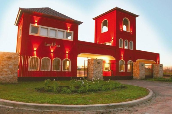 Lote En Santa Rita Con Derechos De Construcción Pagos!