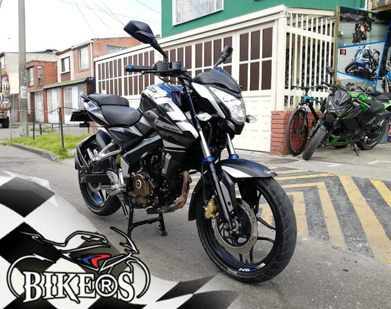 Ns 200 2018 Excelente Estado, Recibo Tu Moto @bikers