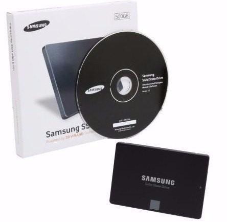 Hd Ssd 500 Gb Sata 3 Samsung 850 Evo
