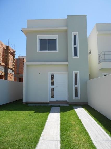 Casa Com 3 Quartos Em Floripa
