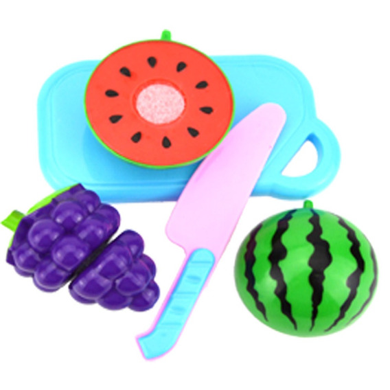 Cocina Juguete Divertido Corte Fruta Y Verduras Set Fingir J