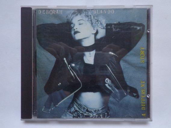 Deborah Blando ¿ A Different Story (cd)