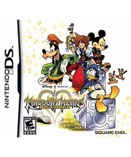 Kingdom Hearts Re: Codificado