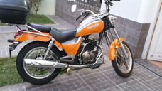 Zanella Patagonian Eagle 125cc - Vtv - Patentada 2014-regalo