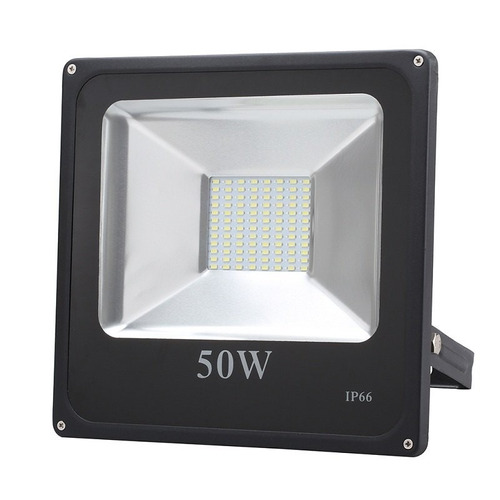 Foco Proyector Led 50w Impermeable Multiled Ip66 Calido/frio
