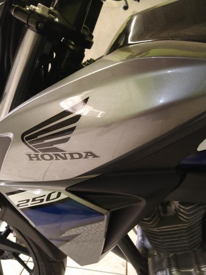 Moto Honha 2018 Cbr250