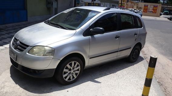 Volkswagen Spacefox 2008 1.6 Plus Total Flex 5p