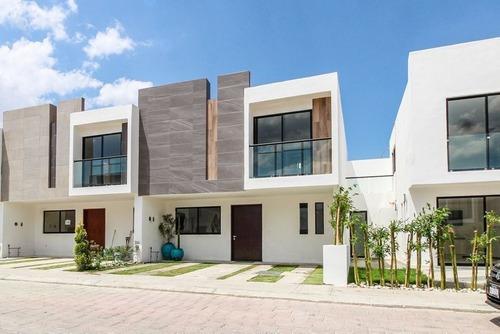 Casa En Venta En Parque Ibiza, Lomas De Angelópolis