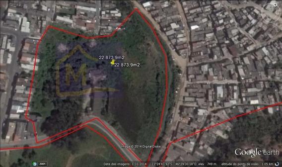 Terreno Para Venda, 22813.39 M2, Jd Aeroporto - Guarulhos - 419