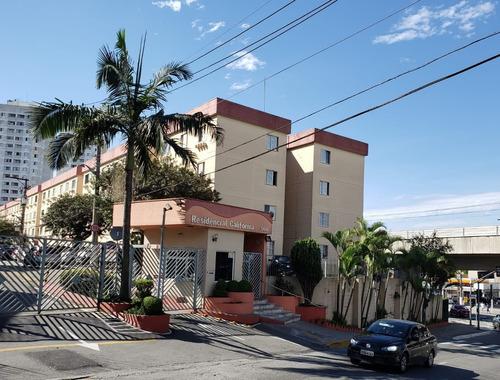 Apartamento  Com 3 Dormitórios 66 M² 1 Vaga Ao Lado Do Metrô - Ap00080 - 68847526