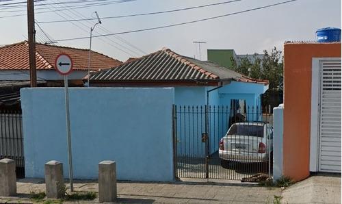Imagem 1 de 1 de Casa 2 Quartos Santo André - Sp - Vila Lucinda - V4187
