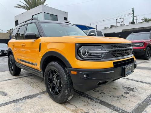 Imagen 1 de 12 de Ford Bronco 2021 2.0 L4 Firt Edition At