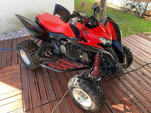 Cuatriciclo Honda Trx 700  Empadronado