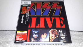 Kiss - Alive Il Shm-cd Mini Lp 2cds Japan