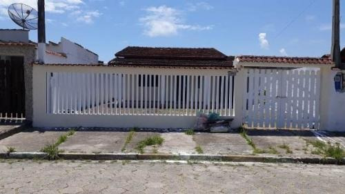 (ref: 5059) Casa Prox. Ao Comercio  - Itanhaém/sp - Gaivota