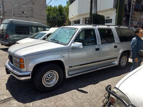 Chevrolet Suburban 1996 Blindada