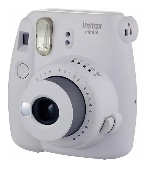 Camera Instax Mini 9 Instantanea Fujifilm Original Nota Fisc