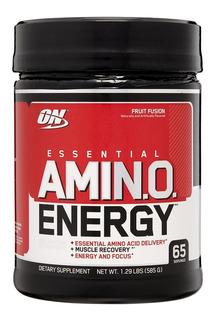 Amino Energy 65 Tomas 585 Grs Optimum Nutrition Oferta