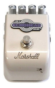 Pedal Delay Marshall Eh-1 Echohead Garantia 2 Anos