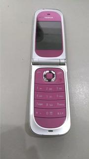 Celular Nokia 7020 Para Retirar Peças Os 001