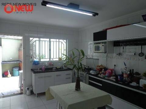 Sobrado À Venda, 130 M² Por R$ 648.000,00 - Vila Augusta - Guarulhos/sp - So0795
