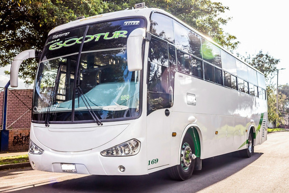 Bus Chevrolet Chr 7.2 Modelo 2012
