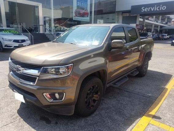 Chevrolet Colorado 4p Wt L4 2.5l Ta A/ac.
