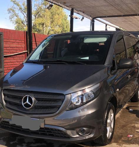 Mercedes Benz Vito  Año 2016 Tourer Full Fullmotor 2.0