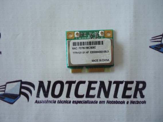 Placa Wireless Netbook Gateway Kav60 Acer D250 Envio Carta