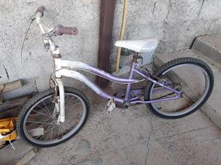 Bicicleta Infantil Feminina Sundown