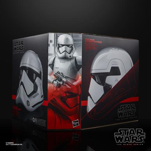 Imagen 1 de 3 de Star Wars The Black Series - Stormtrooper Casco Electrónico