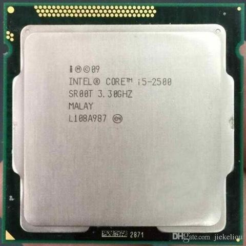 Intel I5 2500 Oem Como Novo