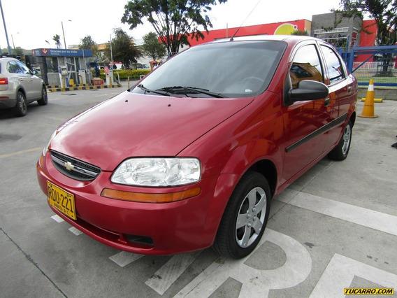 Chevrolet Aveo Family Sa
