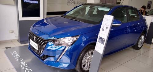 Nuevo Peugeot 208 1.6l Active Tiptronic Jm Entrega Inmediata