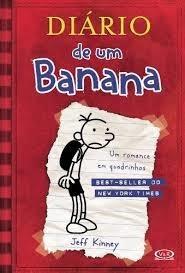 Diário De Um Banana Vol.1,2,3,4,5- Capa Dura - Original