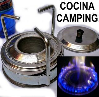 Cocina Ecológica Para Camping Económico Ecológico Práctico
