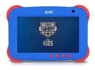 Tablet Kids Notguia-221 Quadcore 1gb 8gb Uso Rudo And 8.1