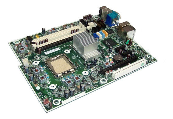 Placa Mãe P Hp 6000 Pro Small Form Factor 531965-001 Lga775