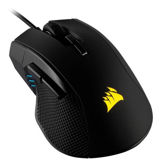 Mouse Gamer Corsair Ironclaw, 18000dpi, Rgb, Óptico, Preto