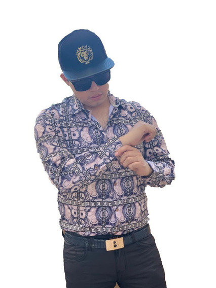 Camisa Buchona Kavali Modelo Buchon 2019 Jl12
