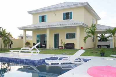 Casa Residencial À Venda, Praia Seca, Araruama. - Codigo: Ca0577 - Ca0577