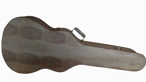 Case Violão 6 E 7 Cordas Estojo Térmico Top Luxo Wc