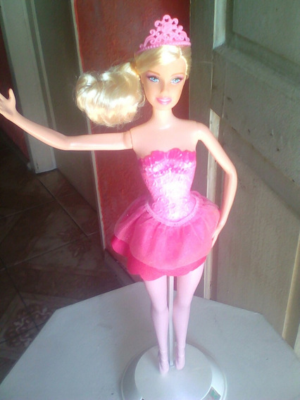Barbie Bailarina 004 Mattel