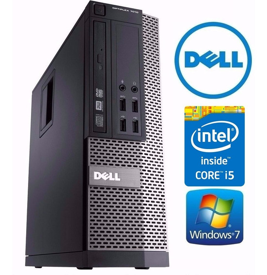 Desktop Dell Optiplex 7010 Intel Core I5 Hd 500gb 4gb Wifi