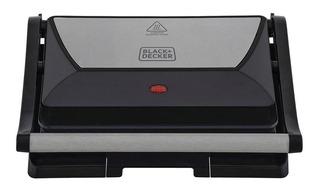 Grill Prensa Antiaderente Cerâmico 110v 750w Blackdecker