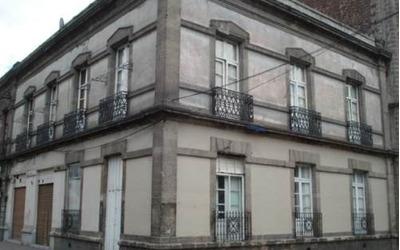 Cuartos Amueblados Una Cuadra Metro Hidalgo Casa Colonial
