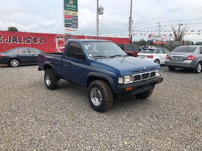Nissan Pick-up Cab Reg 4x4