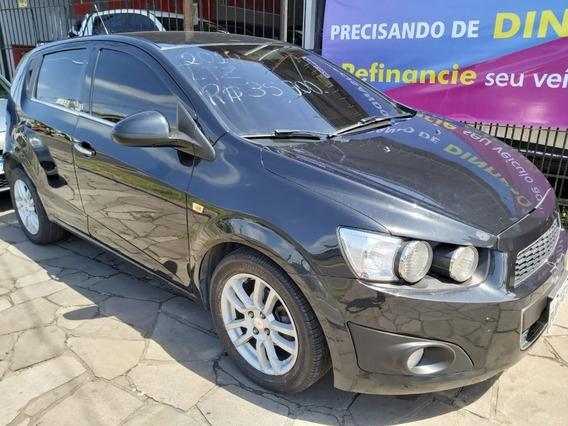 Chevrolet Sonic Ltz 1.6